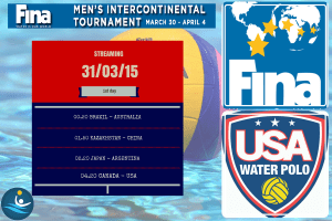 2015 FINA Men's Intercontinental