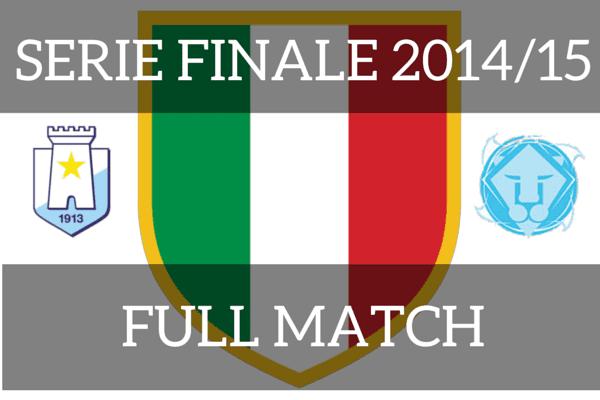 serie finale 2014-15
